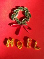 christmas quilling patterns (5K)