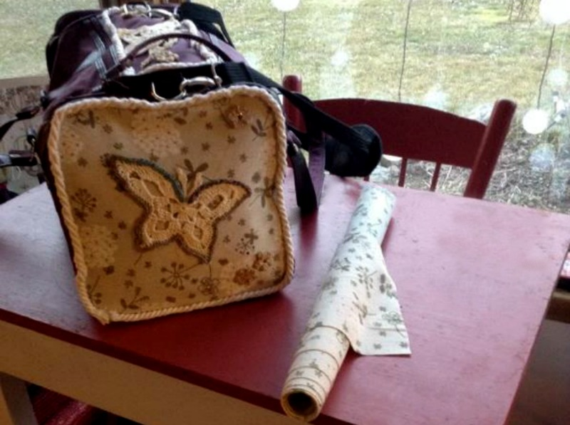 Decorate a Gym Bag